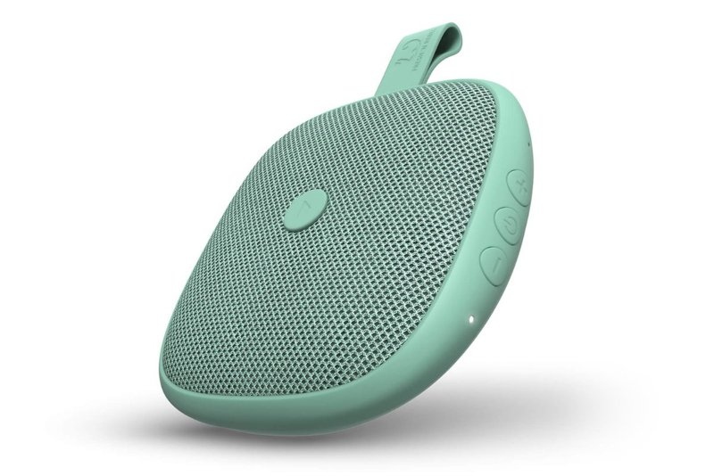 Rockbox XS bluetooth speaker Misty Mint