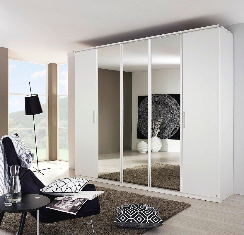 Wonderbaar Moderne kledingkast | Draaideurkast Modern | Slaapkamerweb NF-21