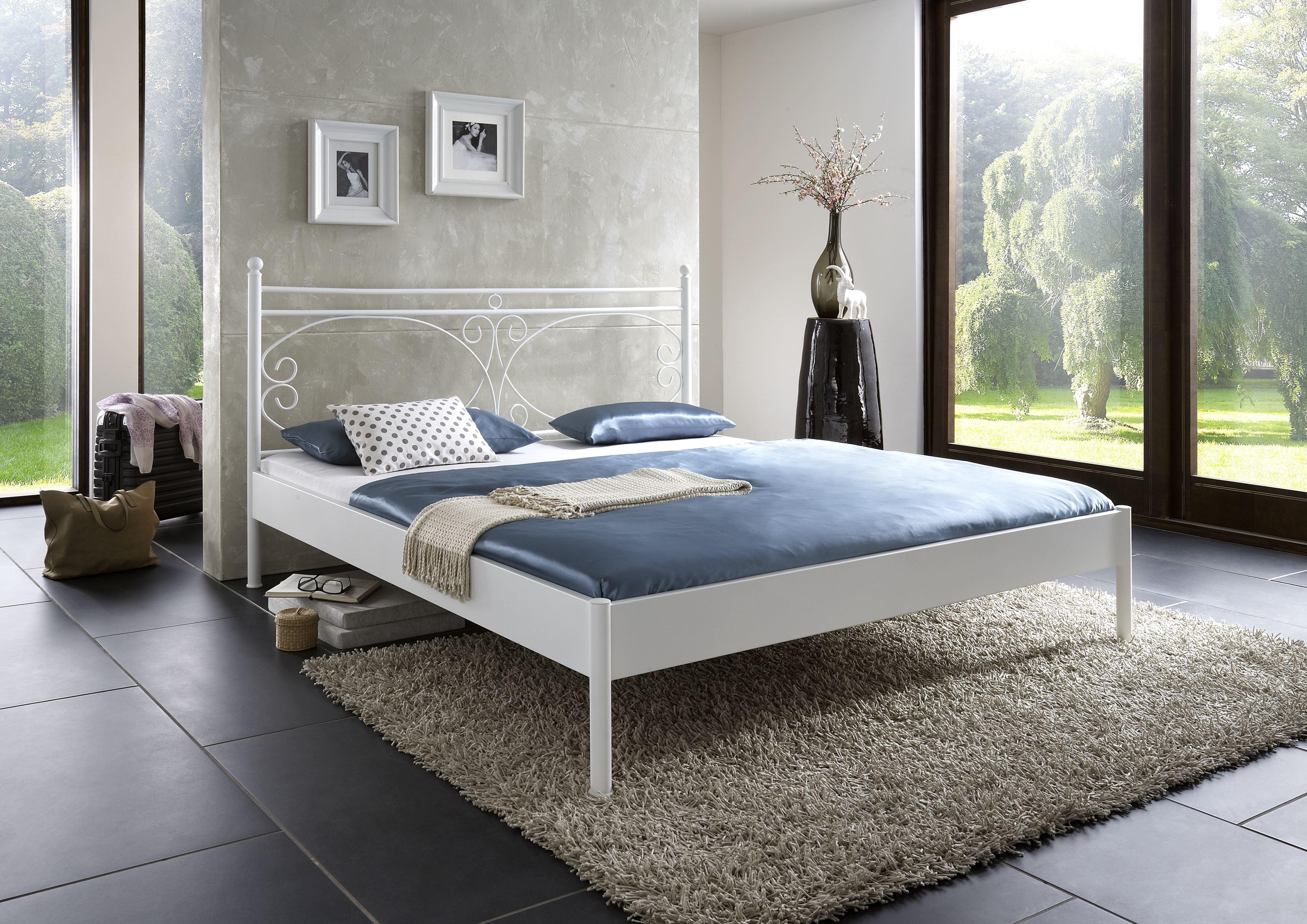 Goedkoop Metalen Bed.Metalen Bed Messina Dico Slaapkamerweb
