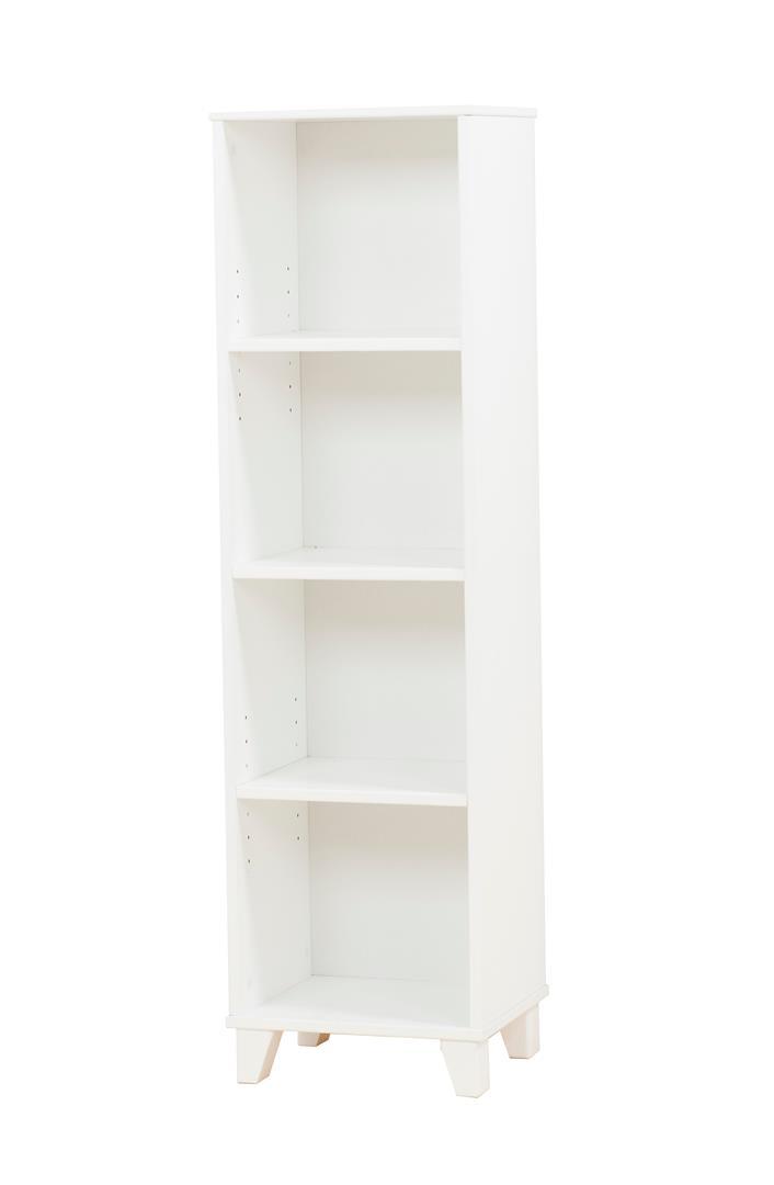 witte boekenkast marieke