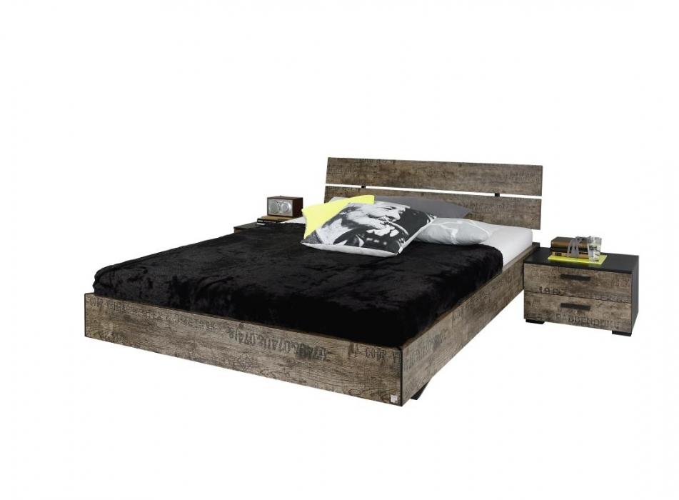 Eenpersoons Boxspring Met Hoofdbord.Mooi 1persoons Bed Met Hoofdbord En Vele Bijmeubelen Mogelijk