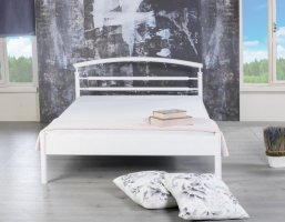 Metalen bed tweepersoons