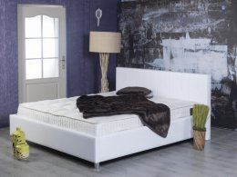 boxspring look bed