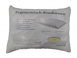 Veren Kussen 12 : Goede kussens voor op bed vanaf u ac lekker slapen