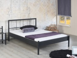 Tweepersoons metalen bed