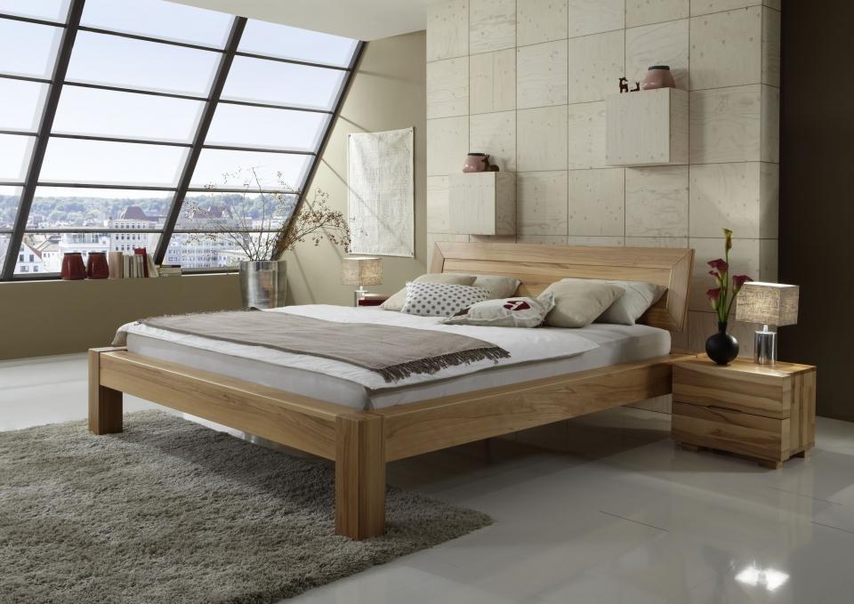 Massief Houten Bed 160x200.Luxe Houten Bed Sem Slaapkamerweb
