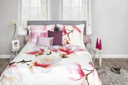 Katoensatijn beddengoed & dekbedovertrek slaapkamerweb