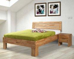 Slaapkamer Massief Hout : Bed 120x200 cm gratis bezorging slaapkamerweb
