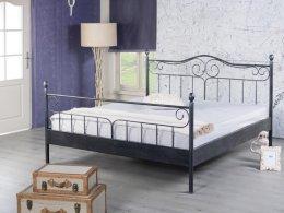Eenpersoonsbed Wit Ijzer.Metalen Bed Gratis Bezorging En Montage