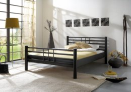 Metalen bed in diverse kleuren