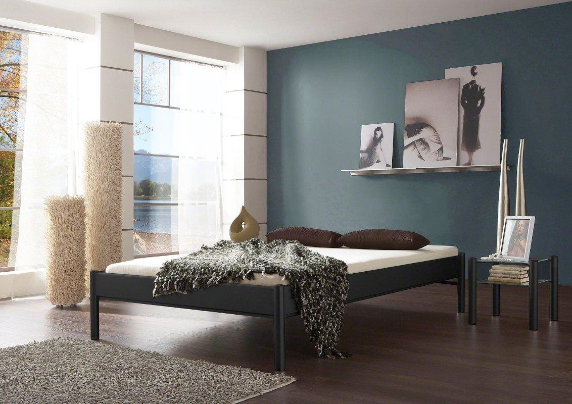 Bed 140 200 Slaapkamer Bedden.Ledikant Metaal Simone Tweepersoons Dicobed